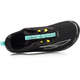 Altra Torin 4 Running Shoes Women black/teal